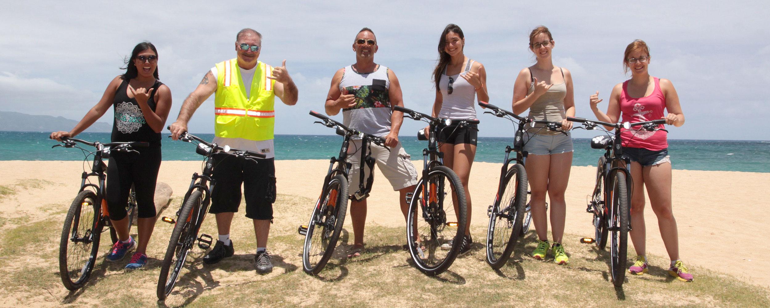 Maui Sunrise Bike Ride