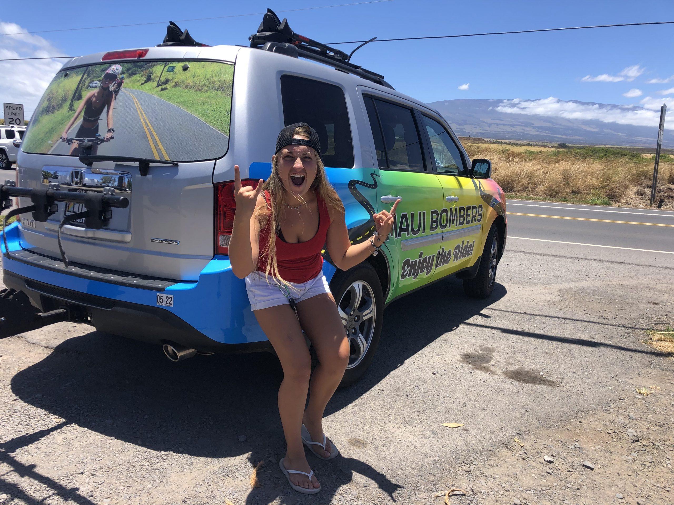 Maui Bombers Cycle to the Sea Tour rated #2 bike tour worldwide!
